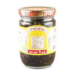 Korpai Mustard Leaves In Sesame Oil