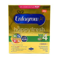 ENFAGROW A+ + + Step 4 Vanilla Milk Powder