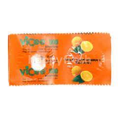 Vicee 500 Vitamin C Tablet Orange