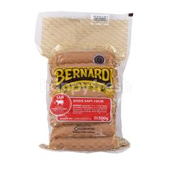 Bernardi Beef Sausage