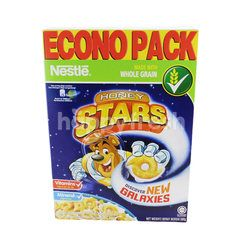 Honey Stars Honey-Coated Breakfast Cereal Econo Pack