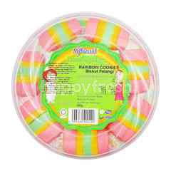 My Bizcuit Rainbow Cookies