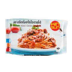 Kin Sun Sorrento Baked Chicken Spaghetti