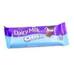 Cadbury Dairy Milk Chocolate Bar With Oreo