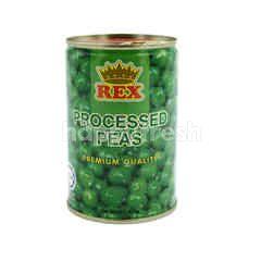 Rex Processed Peas