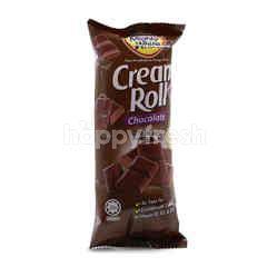 MIGHTY WHITE Chocolate Cream Roll