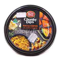 Simply Delish Chunky Dips Roasted Pumpkin