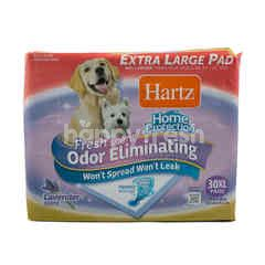 Hartz Home Protection Fresh Scent Odor Eliminating XL Dog Pad