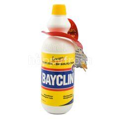 Bayclin Pemutih dan Desinfektan dengan Keharuman Lemon