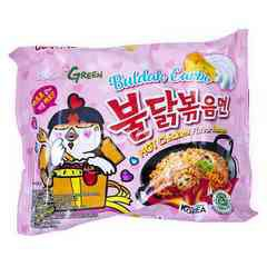 SamYang Buldak Carbo Hot Chicken Flavor Instant Ramen