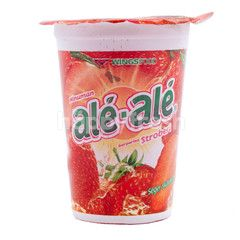 Ale-Ale Strawberry Flavored Drink