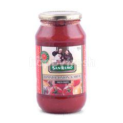 San Remo Tomato Onion Garlic Pasta Sauce