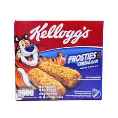 Kellogg's Frosties Cereal Bar Corn Flakes Bar (6 Pieces)