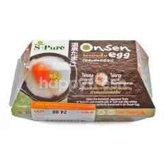 S-Pure Onsen Egg 2 Pcs.