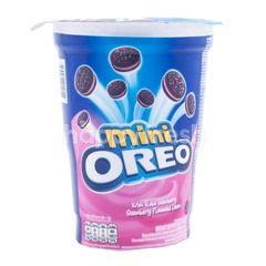 Oreo Mini Sandwich Cookies Strawberry Cream