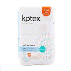 Kotex Maxi Wing Saiz 24cm (16 Pieces)