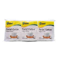 Giant Facial Cotton Pads (3 Packets)