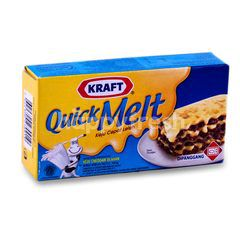 Kraft Quick Melt Processed Cheddar Cheese