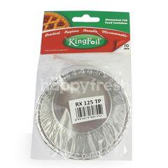 Kingfoil Alumunium Foil Food Container RX 125 TP