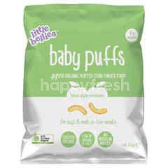LITTLE BELLIES Baby Puffs - Apple (12g)