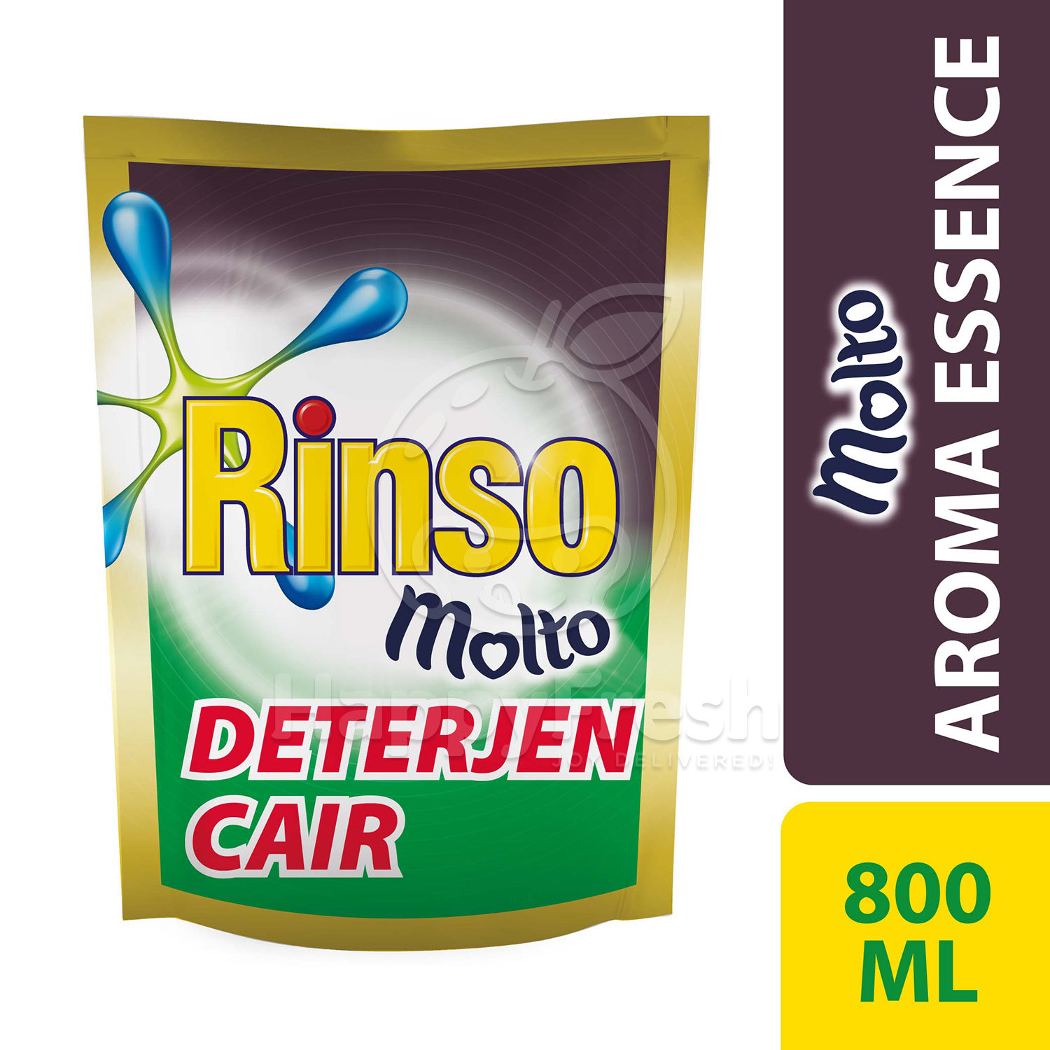 Happyfresh Rinso Matic Front Load Container 3kg