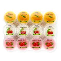 Goody Nata De Coco Pudding Assorted Flavour