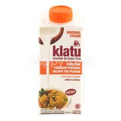 Klatu Original Coconut Cream