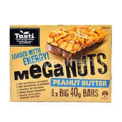 TASTI Meganuts Peanut Butter Bars