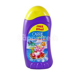 CARRIE Junior Baby Hair & Body Wash Double Milk