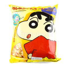 Crayon Shimcham Pizza Flavour Corn Snacks
