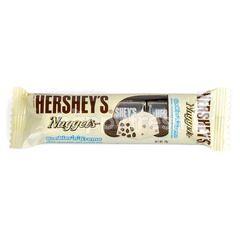 Hershey's Cokelat Putih dengan Potongan Kukis