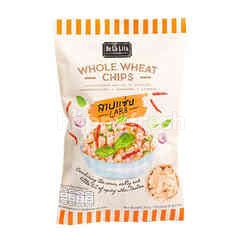 Sweet & Green Whole Wheat Chips Larb Flavour