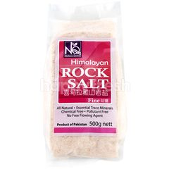 NATURE QUEST Himalayan Rock Salt Fine