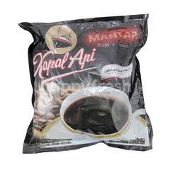 Kapal Api Black Coffee Powder With Sugar
