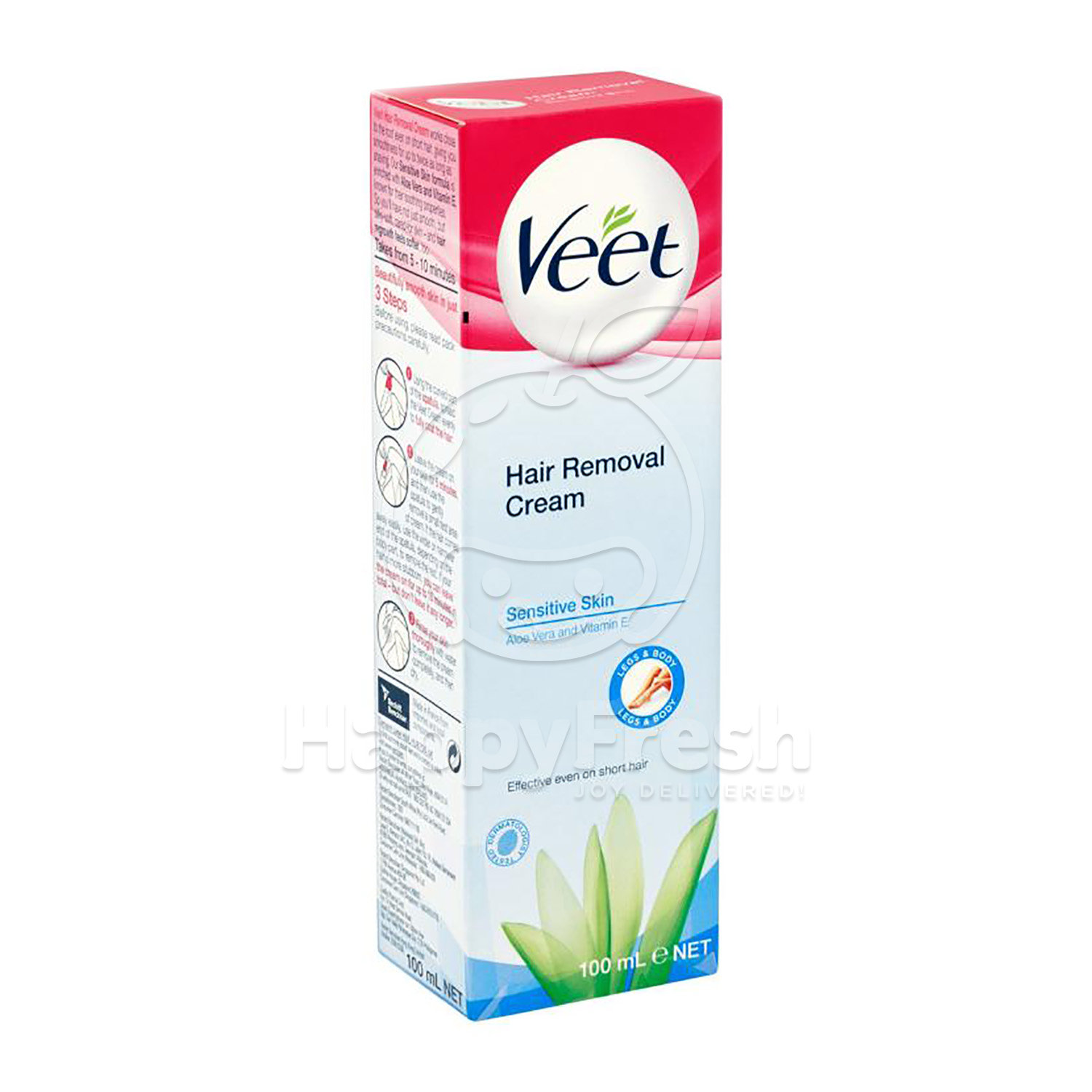Veet Hair Removal Cream Silk Fresh Happyfresh