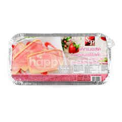 S&P Strawberry Cheese Cake Flavoured Butter Pound Cake