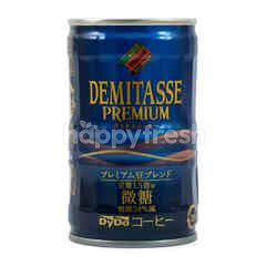 Dydo Demitasse Premium Less Sugar Coffee