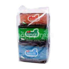 Biosilk Ultra Panty Liner 3 Packs (40 Pieces)