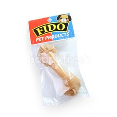 FIDO Pet Products 12Cm Chew Knotted Bone