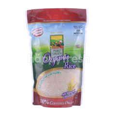 Pure Green Organic Pandan Fragrance White Rice