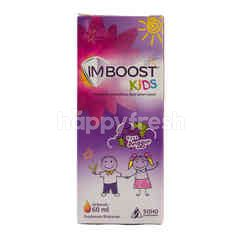 IM-Boost Kids Grape Flavor Syrup