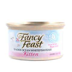 Fancy Feast Tender Ocean Whitefish Feast Kitten