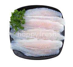 ฟู้ดไดอารี่ เนื้อปลาแพนกาเซียส ดอร์รี่แล่ขนาด