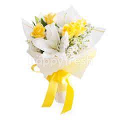 Emme Florist Unmellow Yellow