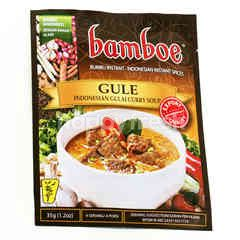 Bamboe Indonesian Gulai Curry Soup