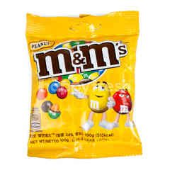 M&M's Peanut Milk Chocolate