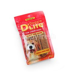 DOGGIE D'LITE Chicken & Cheese Strips