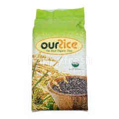 OurRice Organic Black Rice