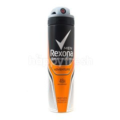 Rexona Men Adventure Spray Deodorant 150 ml