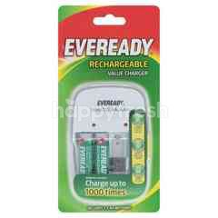 Eveready Recharbeable Value Charger